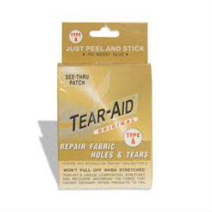 Tear Aid Patch Type A