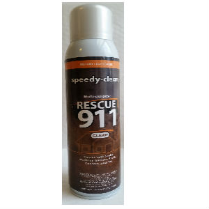 Instant Leak Sealer Spray - Rescue 911 Multi-Purpose Stop Leak- Clear
