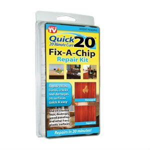 Quick 20 Fix-A-Chip wood  Repair Kit