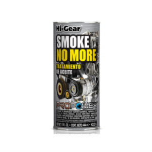 Smoke no more oil