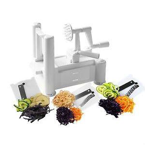 Spiral Vegetable Slicer 3in1 3
