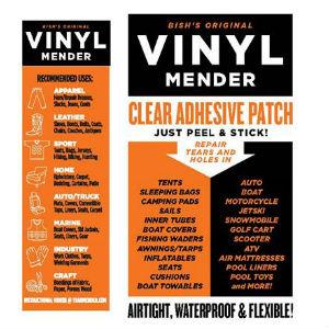Tear Mender Vinyl Mender Starter Kit